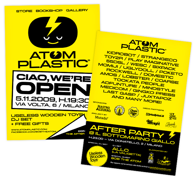 CIAO_WERE_OPEN_Flyer