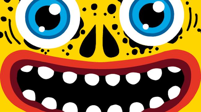 oilslickface
