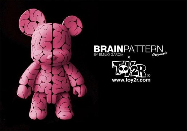 Emilio-Garcia-x-Toy2R-Brain-Pattern-Qee