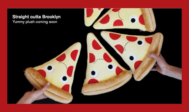 pizzaplush