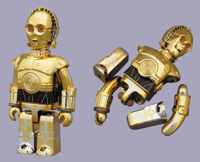 Star Wars  with Removable Limbs