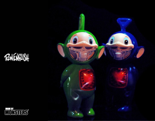 made-by-monsters-ron-english-telegrinnies-toys-1