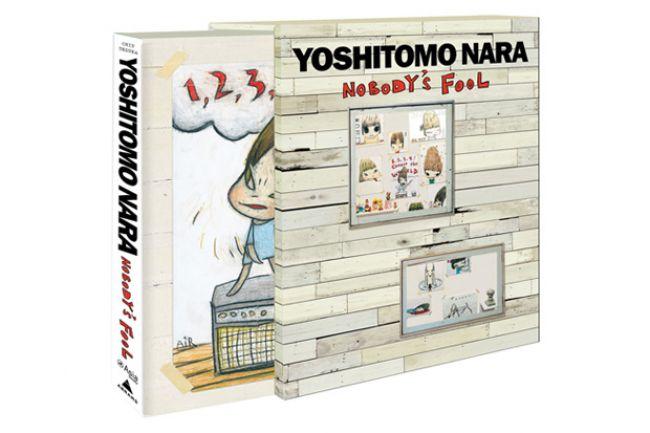 yoshitomo-nara-nobody-fools-book