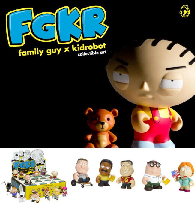 FamilyGuy_Kidrobot_VinylToys