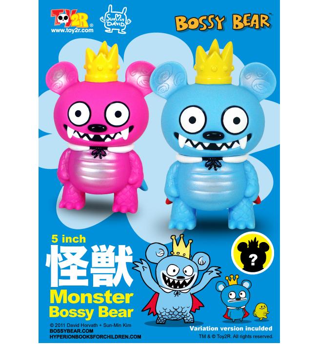 Kaiju bossy Bear