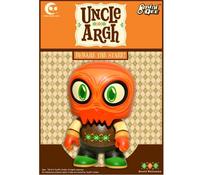 Uncle Argh