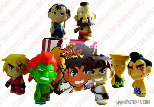 Street-Fighter-Kidrobot-Vinyl-Toys-SpankyStokes
