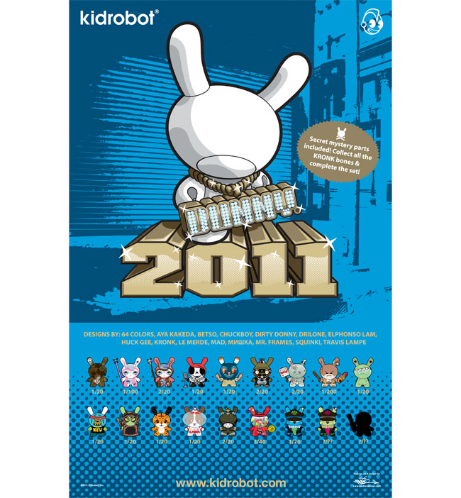 dunny-series-2011-poster