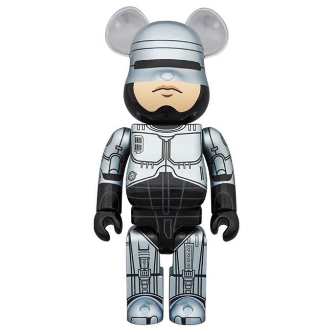 bearbrick-1000-robocop