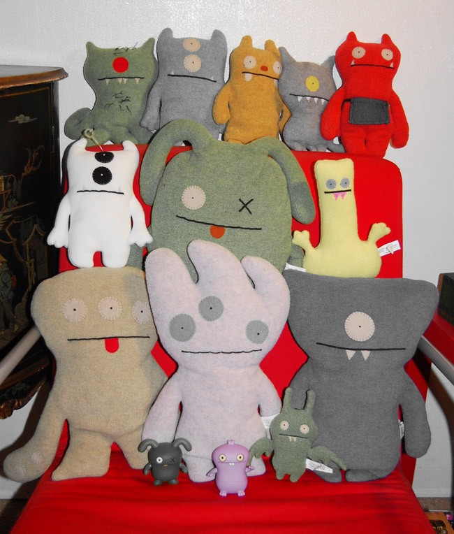 Ugly-Dolls-collection