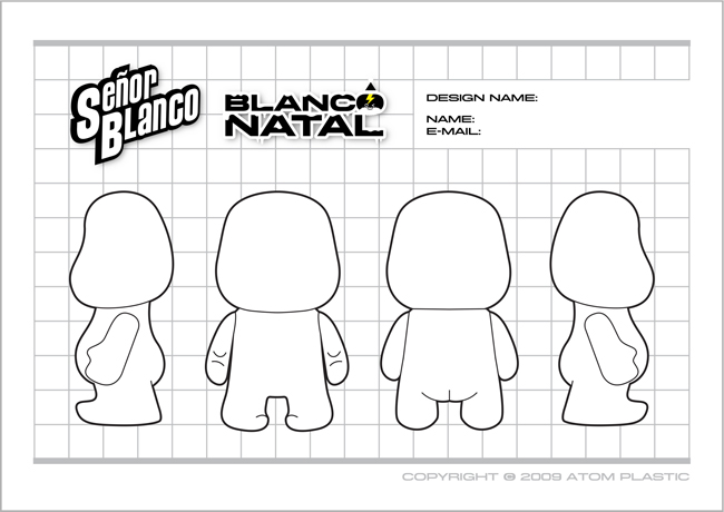 senor-blanco-template