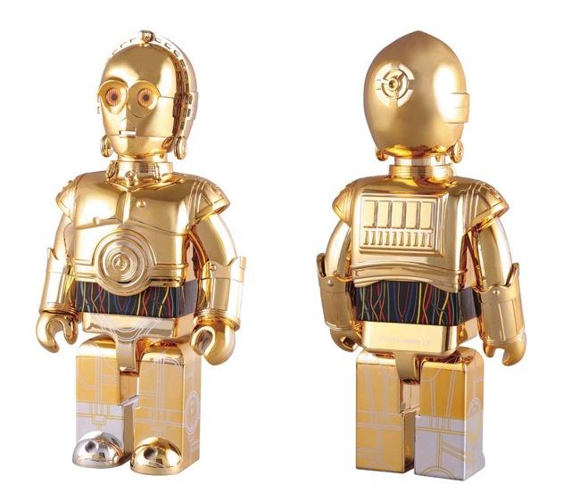 Star Wars x Medicom C-3PO  Kubrick