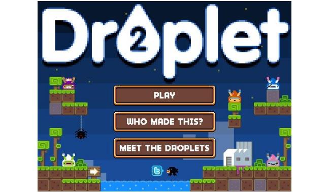 droplets_vgame