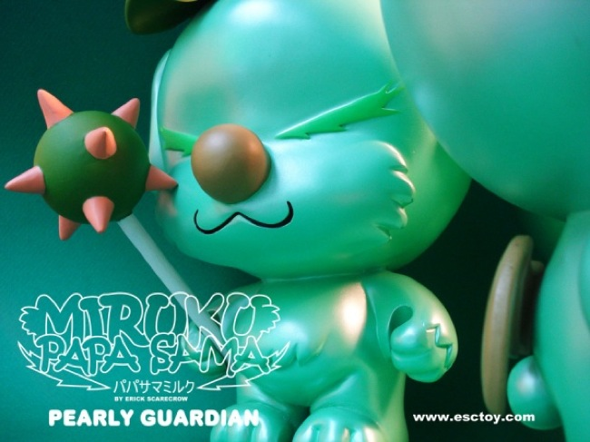 Erick-Scarecrow-Papa-Sama-Pearly-Guardian-Preview