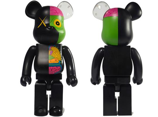 original-fake-dissected-companion-bearbrick-black-version-highsnobiety-front