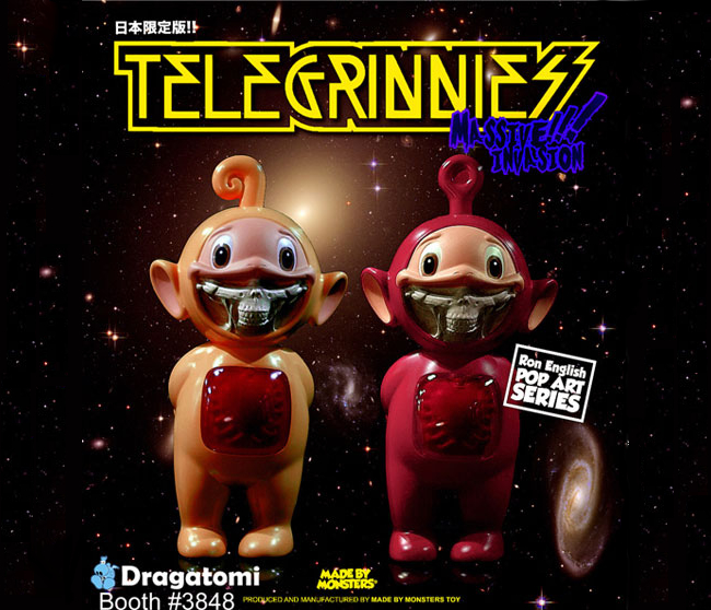 telegrinnies