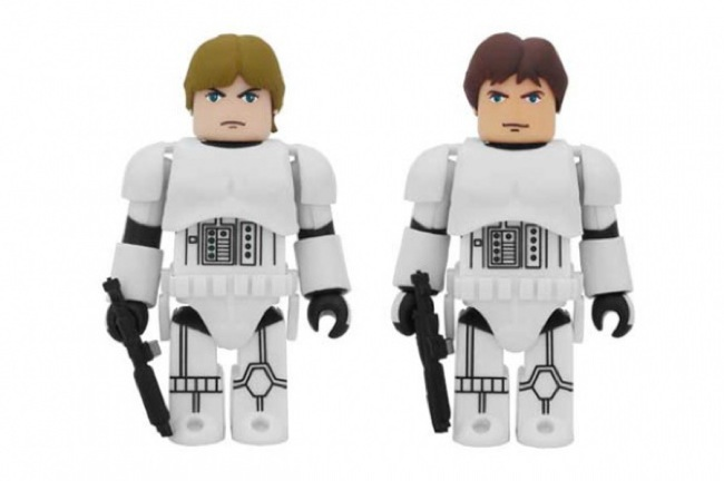 Medicom-Toy-Luke-Skywalker-Han-Solo-Stormtrooper-2-Pack