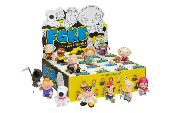 family-guy-kidrobot-collection