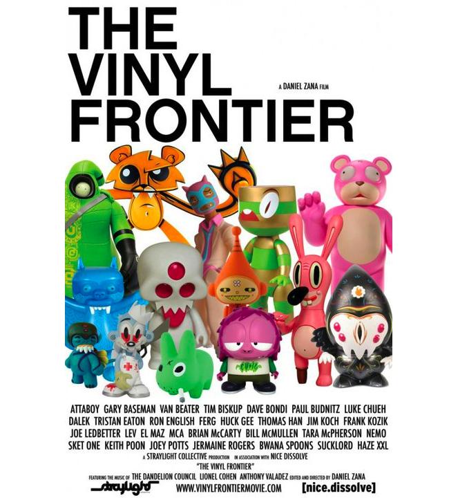Vinyl frontier