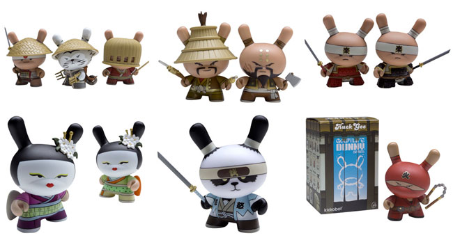 dunny-gold-life-series-images