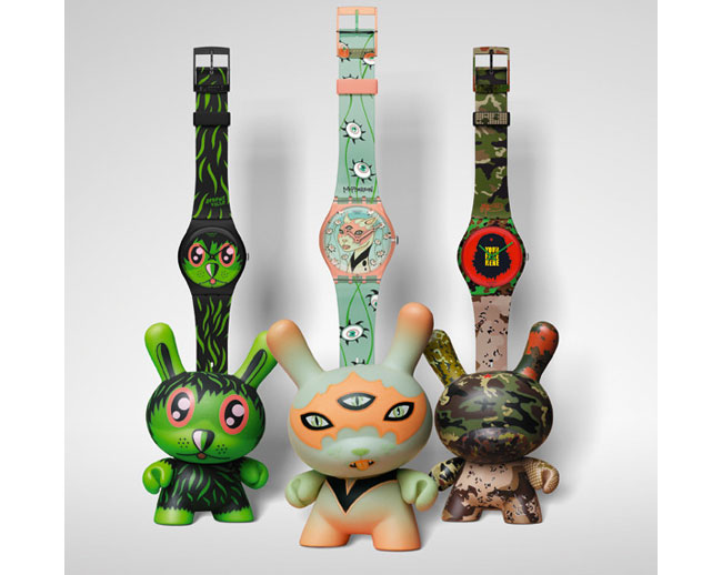 kidrobot-for-swatch-collection-1