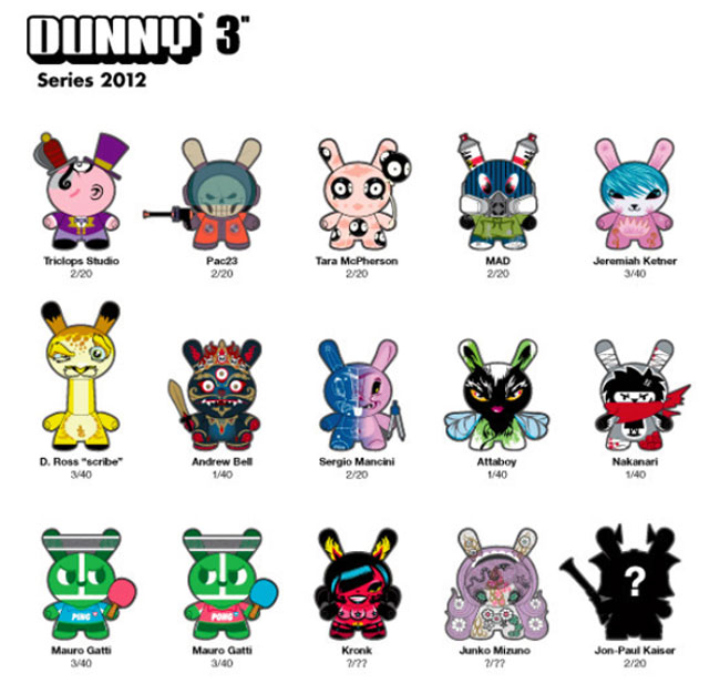 3-inch-dunny-series-2012-preview