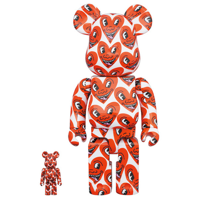 medicom-toy-bearbrick-100-400-keith-haring-no-6-1