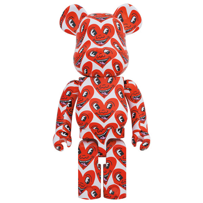medicom-toy-bearbrick-1000-keith-haring-no-6-1